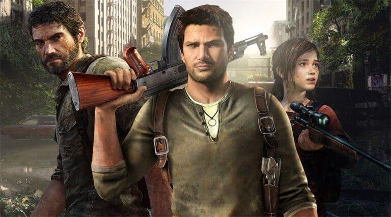 《最後生還者》(The Last of Us) 遊戲照。