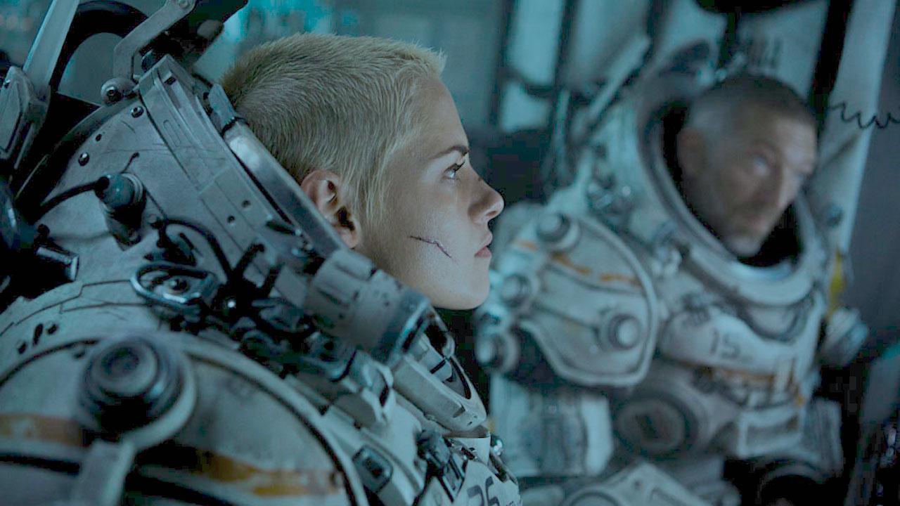 「暮光女」克莉絲汀史都華以超短髮造型演出深海災難片《深海終劫站》。