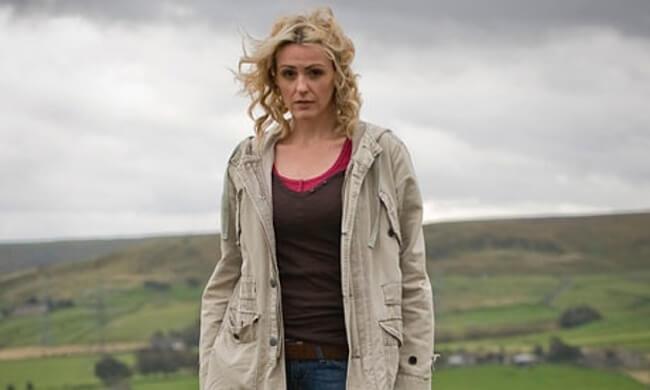 英國迷你劇集《Unforgiven》的主演:蘇蘭瓊斯 (Suranne Jones)。