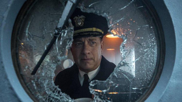 【線上看】湯姆漢克斯親自編劇更主演的《怒海戰艦》來了!7/10 起 Apple TV+ 獨家上映首圖