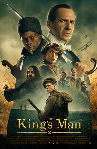 《金牌特務:金士曼起源》海報