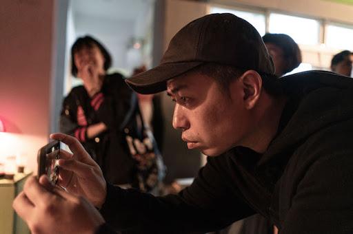 《怪胎》導演廖明毅。