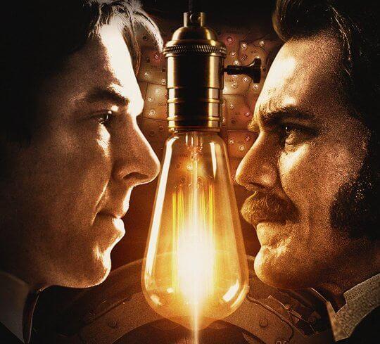 電影《電流大戰》將真實歷史中愛迪生與威斯汀豪斯「電流戰爭」的故事搬上大銀幕。