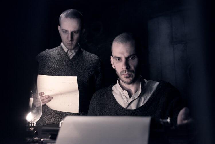 歷史事件真實改編電影《逃出奧斯威辛》劇照。
