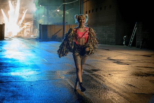 《猛禽小隊:小丑女大解放》瑪格羅比主演的「哈莉奎茵」。