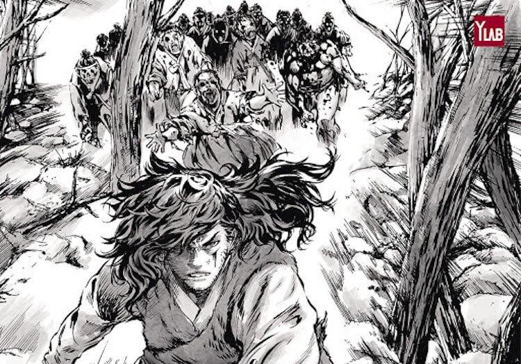 《李屍朝鮮》改編自梁慶一的熱門漫畫《神的國度》。