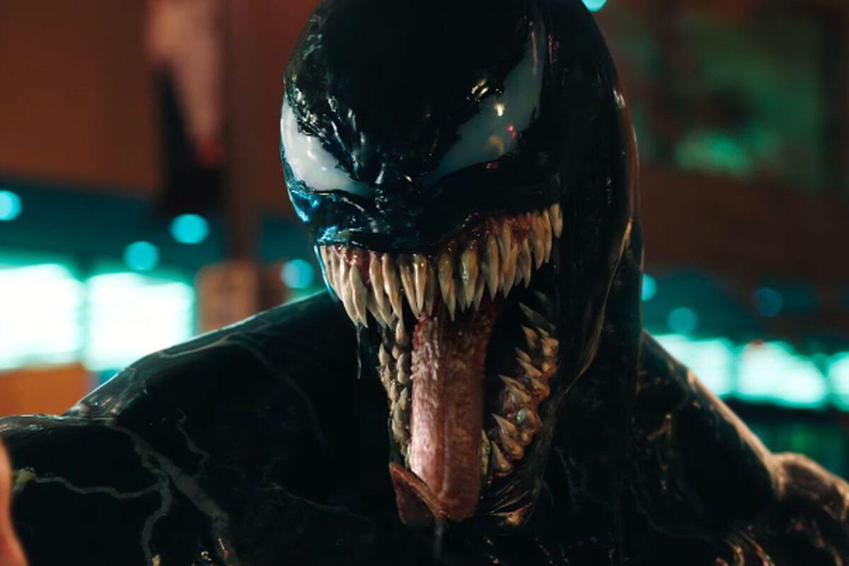 《 猛毒 》儘管評價不佳,依然創下影史十月週末新 ! 票房記錄 !