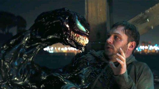 猛毒 (Venom) 劇照。