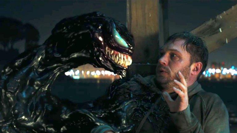 《猛毒》 (Venom) 劇照。