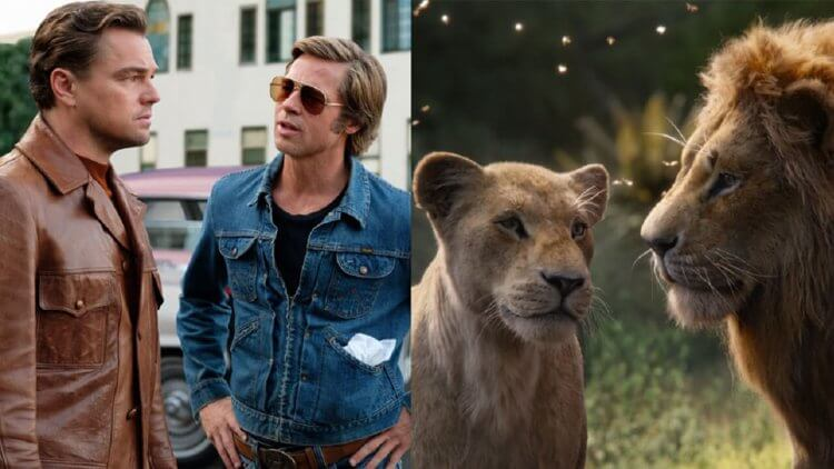 《從前,有個好萊塢》成昆汀首週票房最佳電影!兩大男神仍不敵迪士尼《獅子王》的貓貓魅力首圖