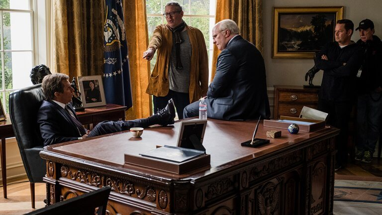 亞當麥凱執導的《為副不仁》(Vice) 入圍六項金球獎 由克里斯汀貝爾飾演副總統錢尼