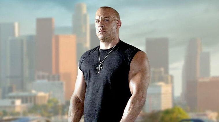 《玩命關頭》(The Fast and Furious) 主角馮迪索 (Vin Diesel)