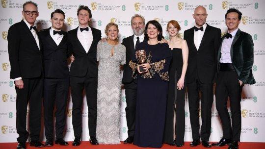 山姆曼德斯《1917》是 2020 年英國影藝學院獎的大贏家。