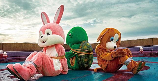 日本喜劇電影《伊索遊戲》反轉劇情讓你猜不到故事發展超展開!