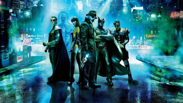 2009 年上映的電影版《守護者》。