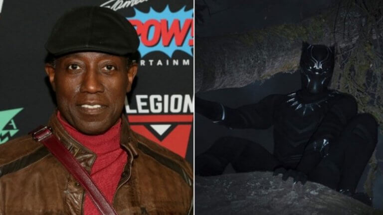 衛斯里史奈普 (Wesley Snipes) 原本想要接演《黑豹》(Black Panther) 。