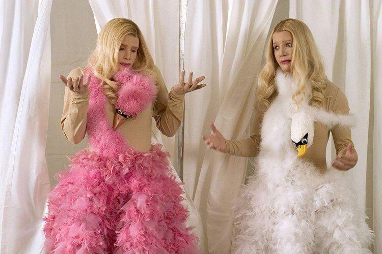 《小姐好白》(White Chicks) 劇照。