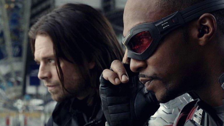 繼洛基及緋紅女巫後轉進螢光幕的超級英雄:「獵鷹」和「酷寒戰士」!