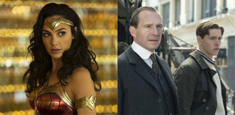 《神力女超人 1984》與《金牌特務:金士曼起源》