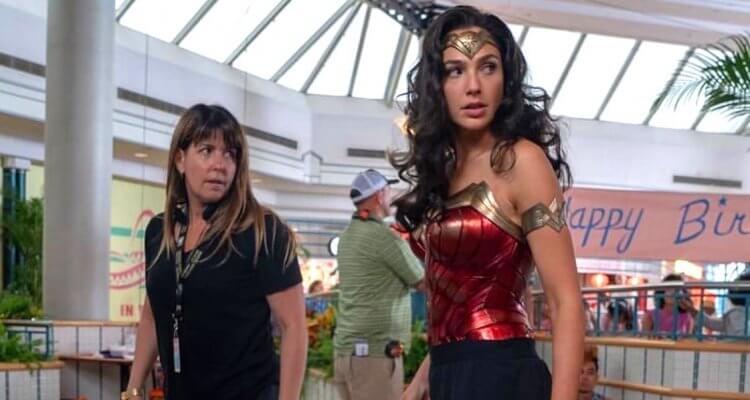 《神力女超人》系列導演派蒂珍金斯以及主角蓋兒加朵。
