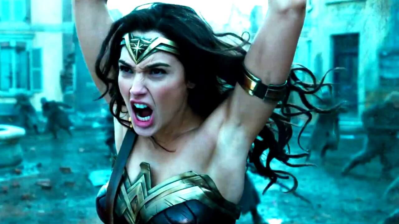《神力女超人》選角大失敗?當全世界的目珠都被蛤仔肉糊到 (一):排骨精沒資格當神力女超人!首圖