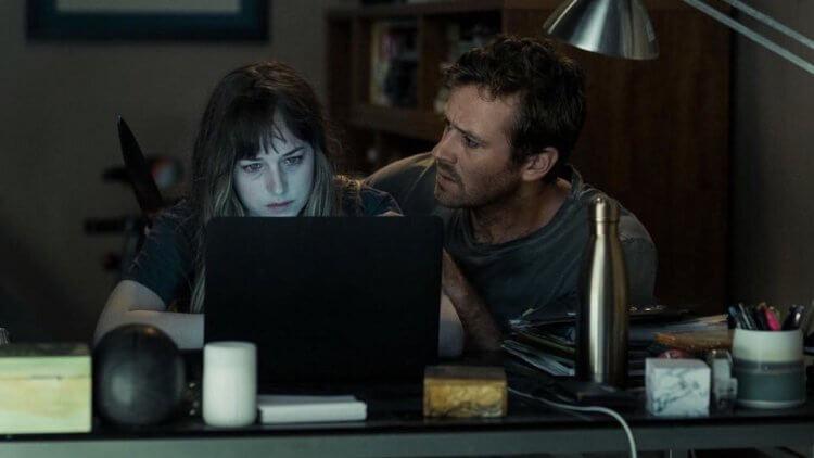艾米漢默與達珂塔強生合作演出恐怖片《Wounds》