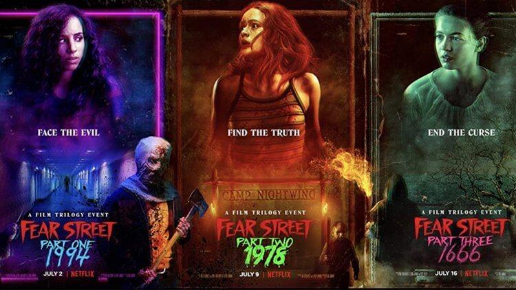 《恐懼大街》三部曲世界觀導讀:故事舞台 Fear Street 的命名由來?首圖