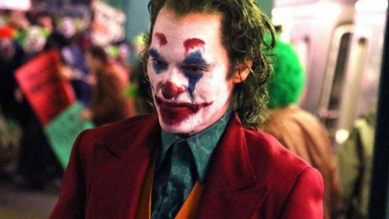 《小丑》(The Joker) 起源電影由瓦昆菲尼克斯飾演
