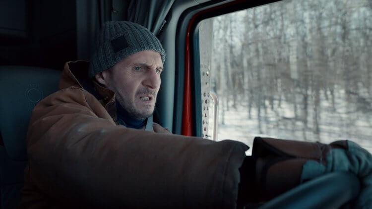 連恩尼遜電影《疾凍救援》預告釋出!最強老爸化身卡車老司機,狂飆冰封道路拯救受困礦工首圖