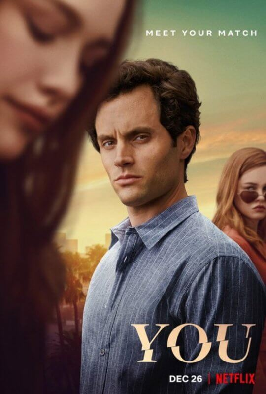 《安眠書店》(You) 第二季將於12月在Netflix上線