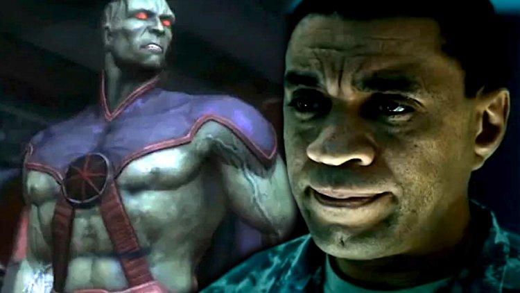 「火星獵人」確定登場史奈德版《正義聯盟》! 演員亨利藍尼克斯證實補拍工作已完成首圖