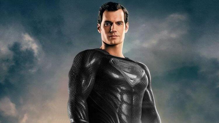 《正義聯盟》黑衣超人