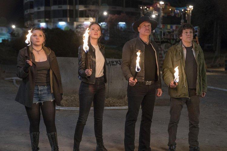 《死侍》導演魯賓弗來舍的首部作品《屍樂園》睽違十年後終於推出續集《屍樂園 2:髒比雙拼》。