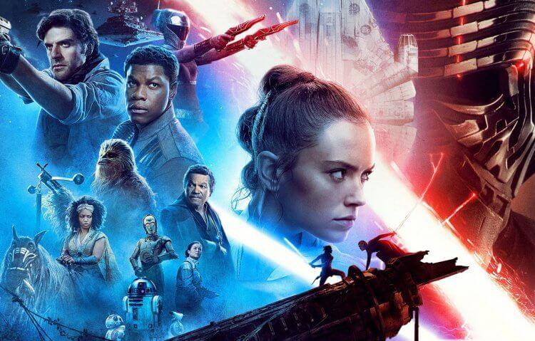 《Star Wars: 天行者的崛起》